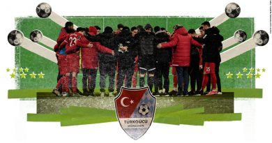 Türkgücü Munich: The team battling the far-right on its way to the Bundesliga