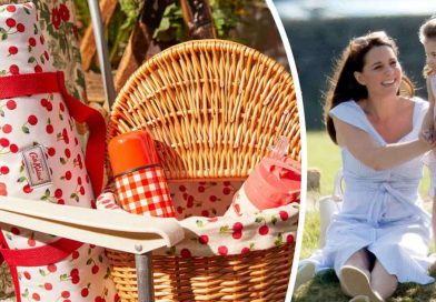 Cath Kidston's new summer picnic collection has Kate Middleton written all over it